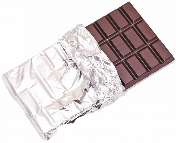 فویل آلومینیوم شکلات