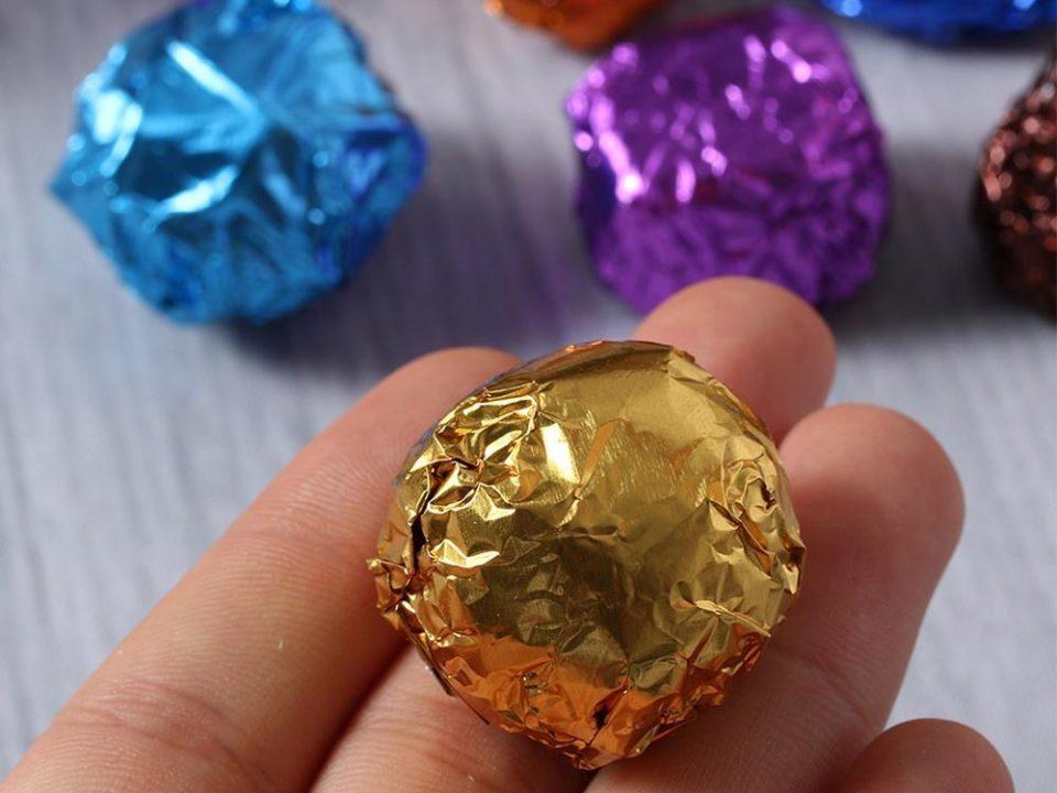 فویل شکلات