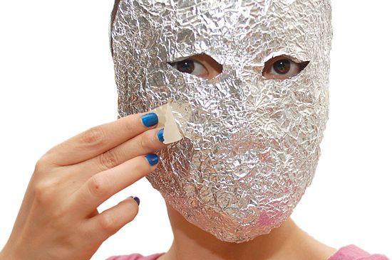 ماسک فویل آلومینیوم